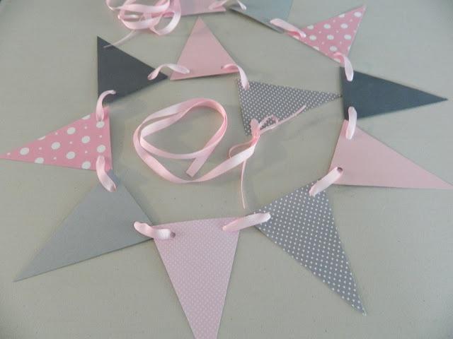 Banderines imprimibles para decorar