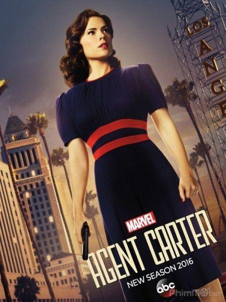 Phim Đặc Vụ Carter Phần 2