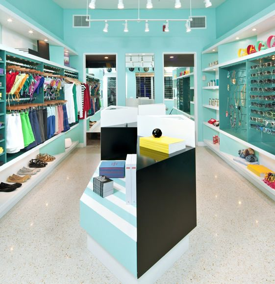 Curated Melbourne Fashion Outlet Scours Europe And The US For Must Have Brands Shop Interior DesignStore DesignRetail