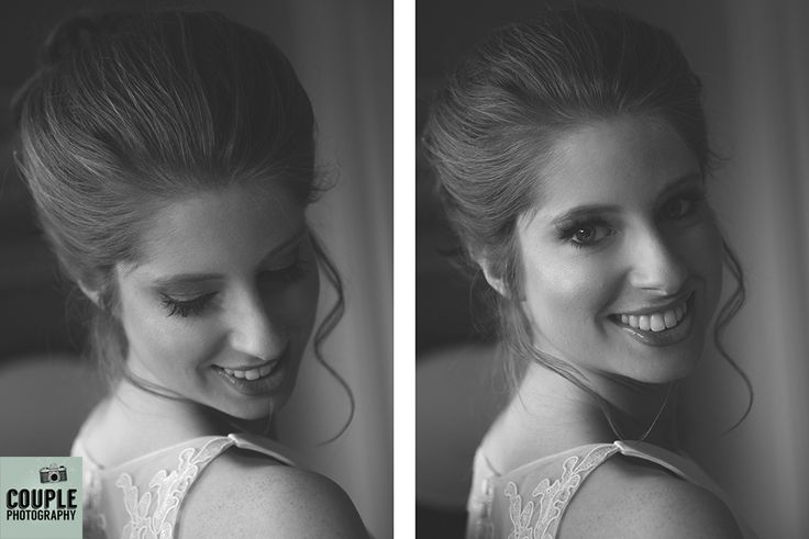 The beautiful happy bride. Weddings at Tankardstown House by Couple Photography.