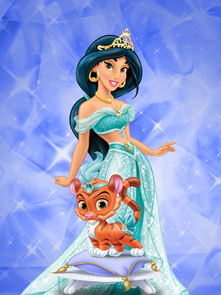 Jasmine sultan disney 39 s aladdin pinterest disney - Princesse jasmine disney ...