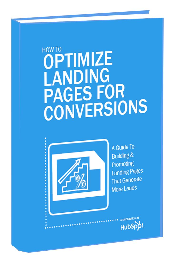 Free Ebook: How To Optimize Landing Pages For Conversion