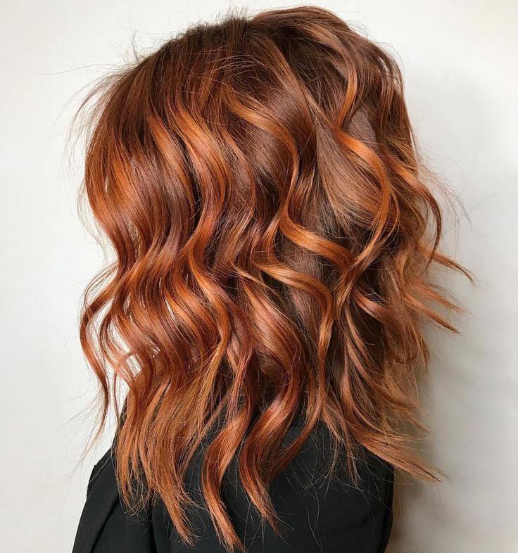 Derfrisuren.top RG @clementines_salon ・・・ It's not a party till the redhead shows up! ... shows salon RG redhead party It39s clementinessalon aclementines