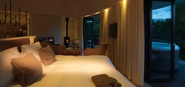 Tree House Studio Suite | Tree House Accommodation in New Forest Hampshire