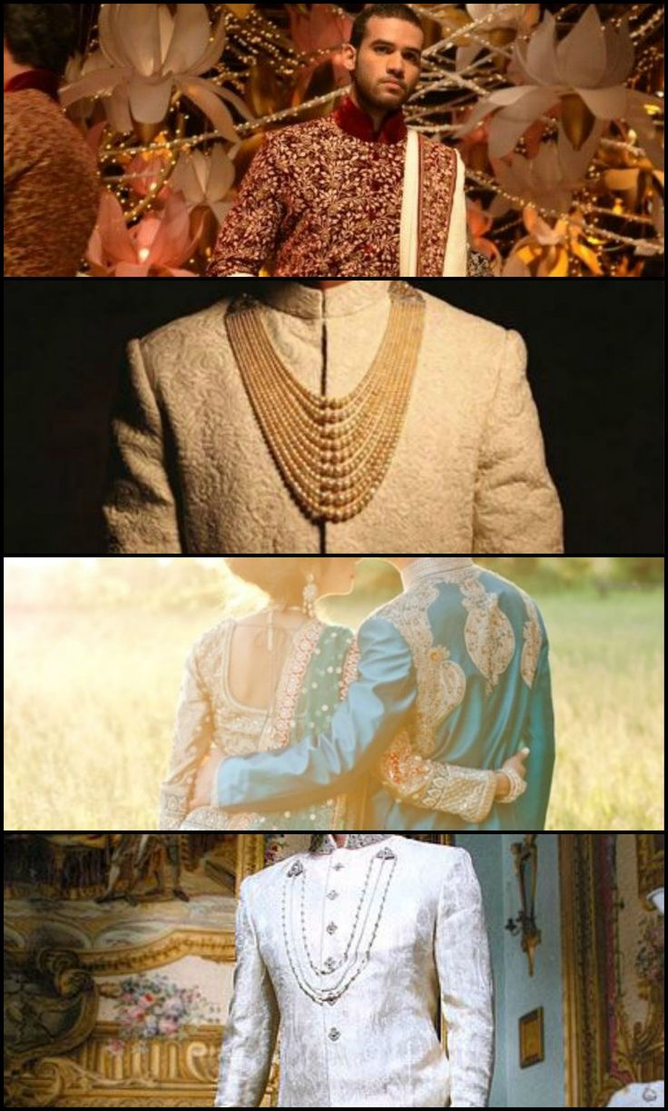 Mens ethnic wedding wear, the charm of Indian Grooms