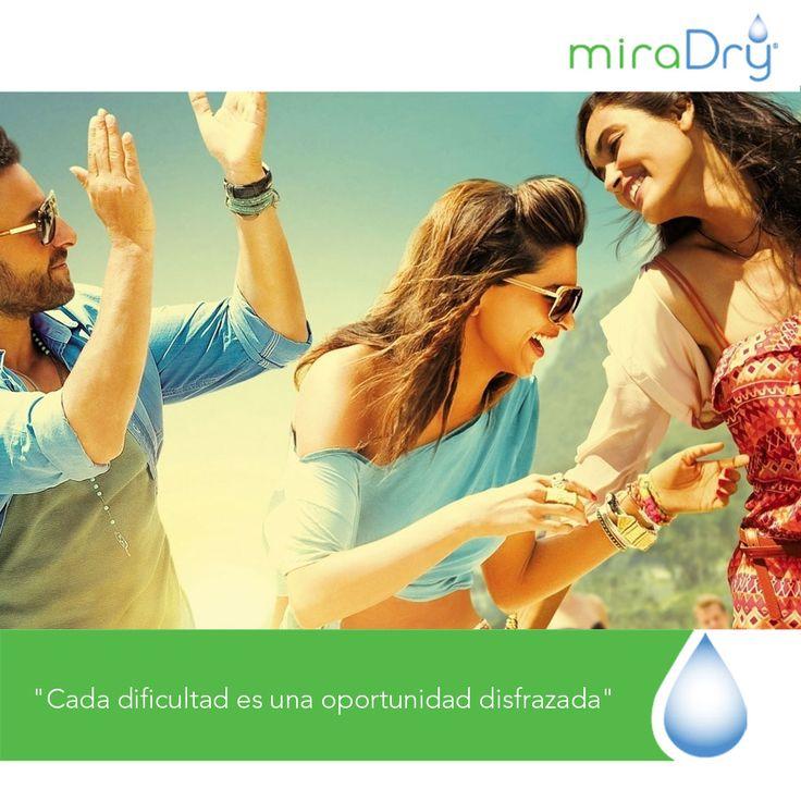 #Positivo #Motivaciones #miraDry