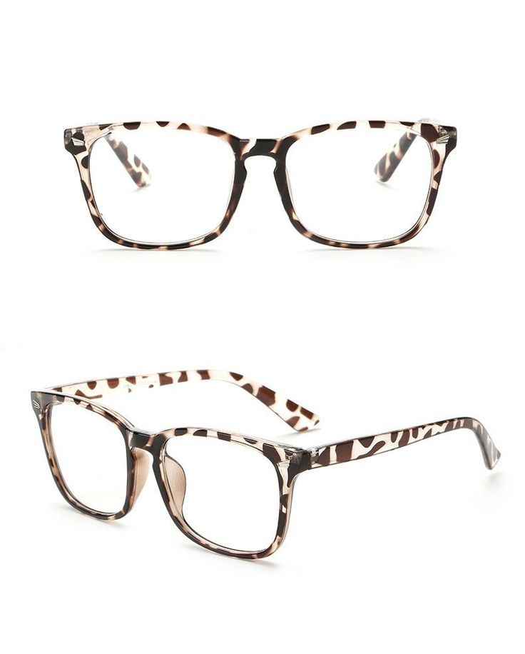 Wayfarer shaped eyeglasses designed for both Men and Women Full rim frame is crafted from acetate, offering lightweight comfort and durability Signature metal accents on end pieces Comes with clear le