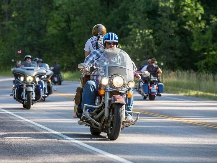 Don't Miss the Mayors Ride and Pub Crawl at Sturgis Motorcycle Rally | Join Mayor Carstensen and Rally Marshall Jessi Combs on a ride through the beautiful Black Hills.