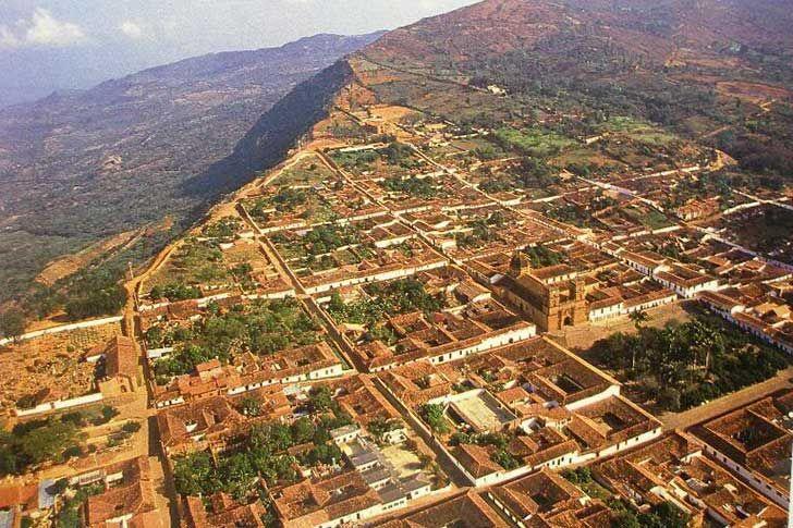 pueblo colonial de Barichara