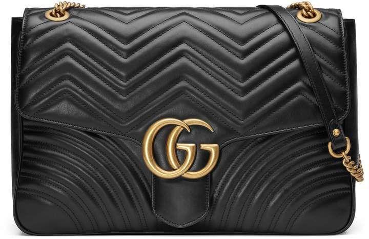 f008676a45 GG Marmont large shoulder bag #gucci #ShopStyle #MyShopStyle click link for  more information