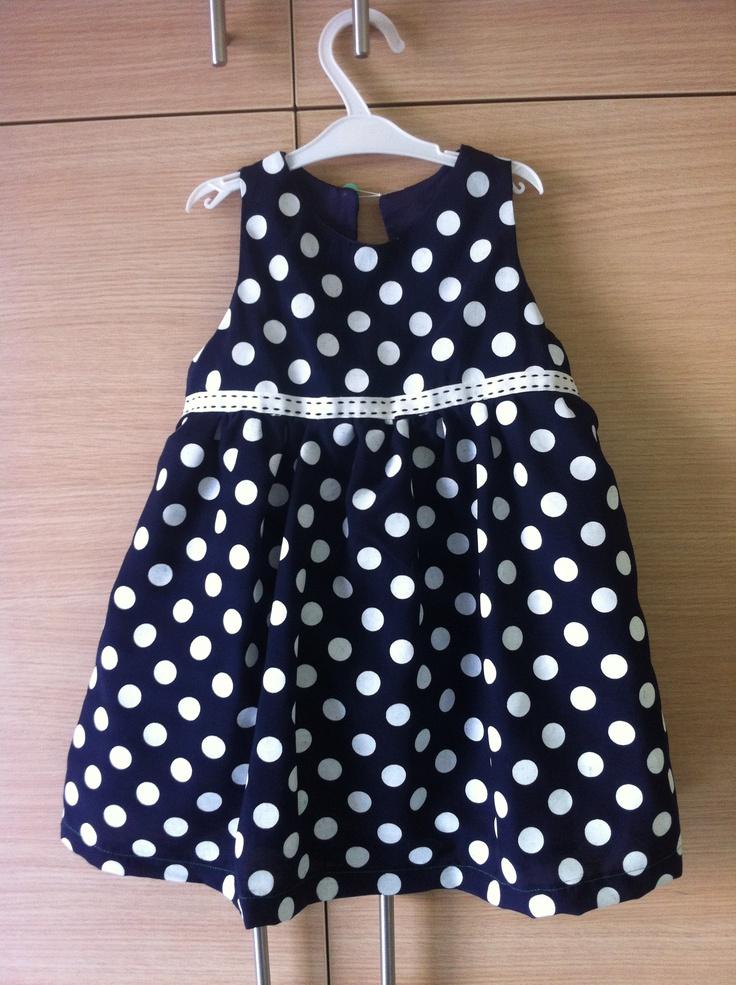 Polca dot dress!