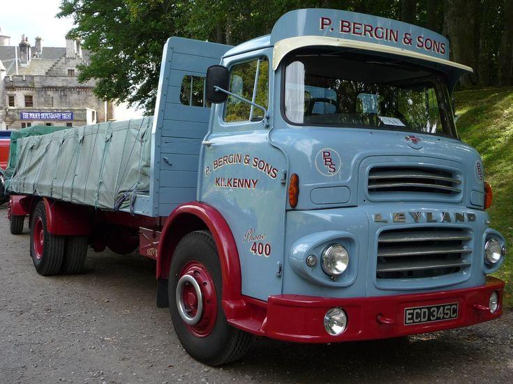 Leyland #truck