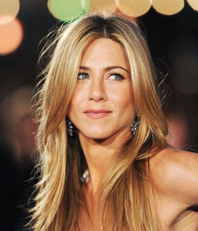 Jennifer Aniston e seus lindos cabelos