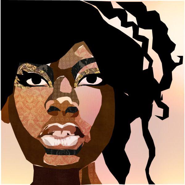 heat, created by theamaia on PolyvoreTaste Art, Art Boards, Pop Art, Artworks, Art Inspiration, Polyvore, Nature Hair, Heat Create, Theamaia