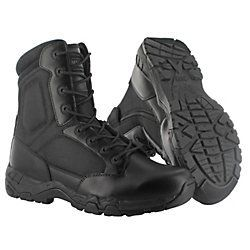 "Magnum Mens 8"" VIPER PRO 8.0 Side Zip SZ WP Black Police Army Combat Boots 5474 9.0 Wide - http://authenticboots.com/magnum-mens-8-viper-pro-8-0-side-zip-sz-wp-black-police-army-combat-boots-5474-9-0-wide/"