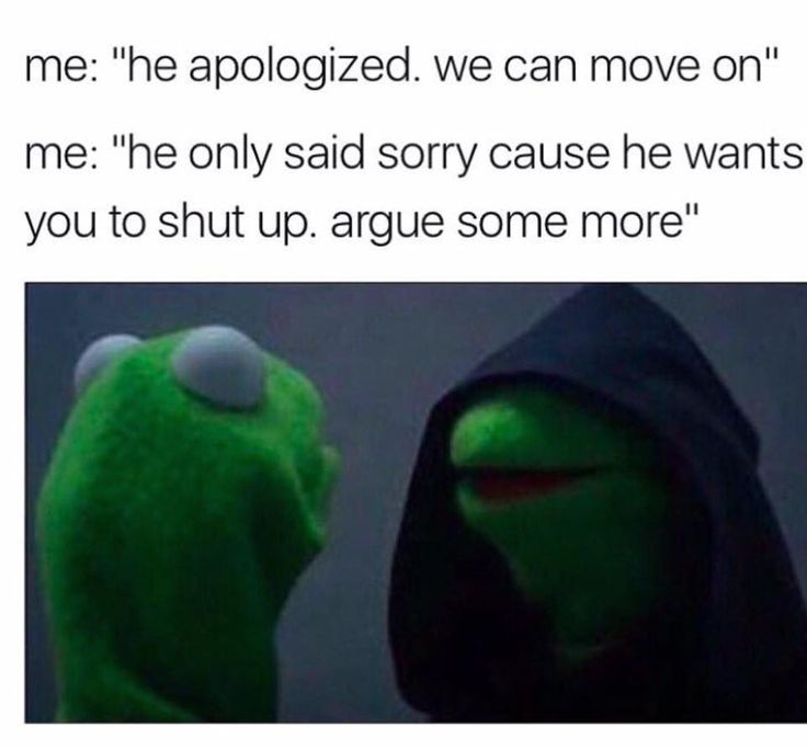 Some of these may hit a little too close to home, and you should feel guilty for that.  Interested in the story behind this meme? Check out  Know Your Meme's Entry OnEvil Kermit