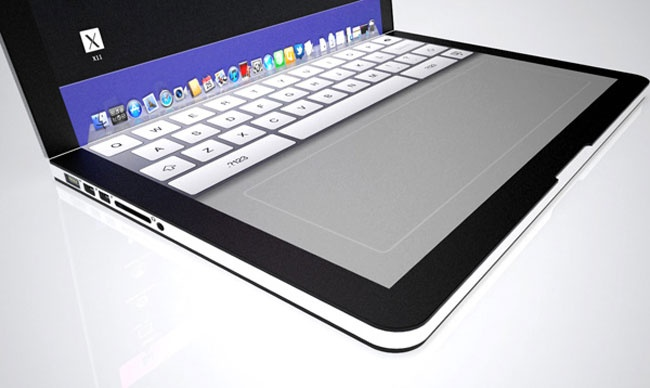 MacPad Pro Concept By Jules Moretti: Jules Moretti, Crazy Hybrid, Apples Technology, Ipad Repair, Macpad Pro, Iphone Repair, Apples Repair, Macbook Pro, Ihospit Talk