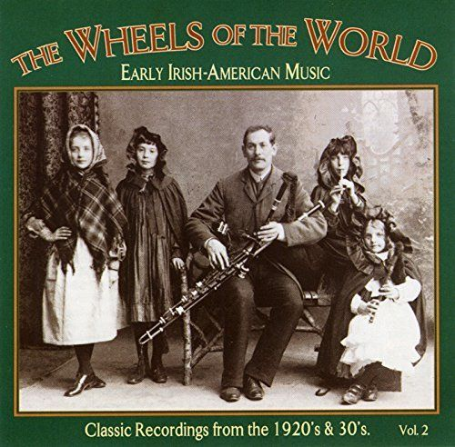 The Wheels of the World, Vol. 2 by Various Artists (1997…