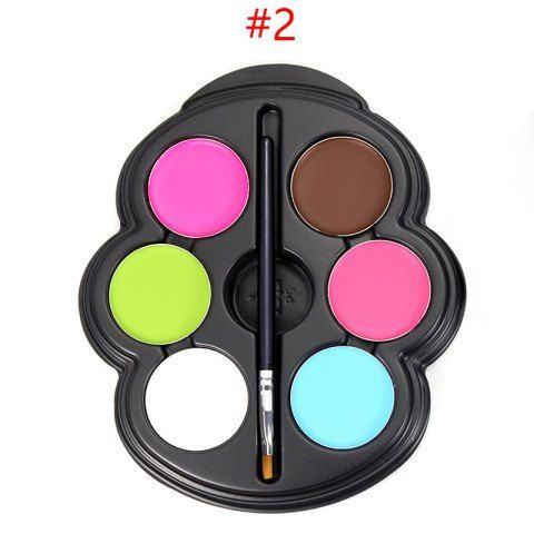 GET $50 NOW | Join RoseGal: Get YOUR $50 NOW!http://m.rosegal.com/make-up/6-colours-face-paint-kit-911175.html?seid=c5retm6v8jfkf8r1g4lenu7590rg911175