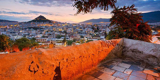 ΕΞΟΔΟΣ | 6 μέρη στην Αθήνα για μοναχικούς περιπάτους