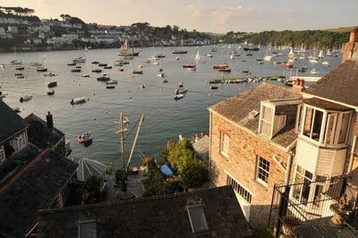 take me to an english seaside town full of sailboats and steep, winding streets with layers upon layers of old houses