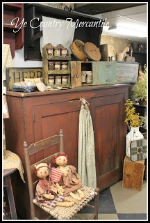 Old Prims...Ye Country Mercantile.