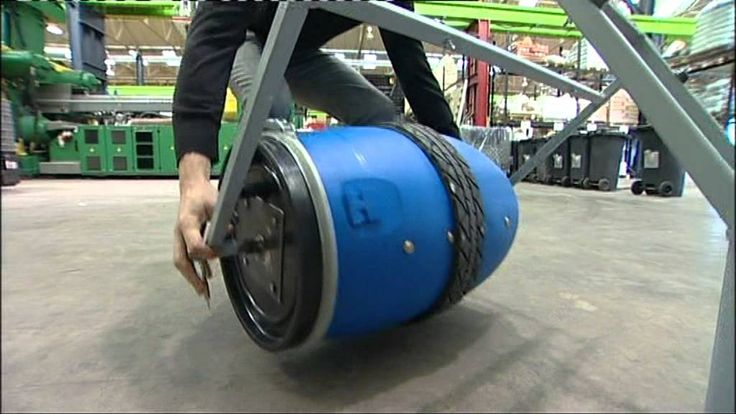 SpinCycle Pedal Powered Washing Machine (Look North)