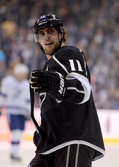 Anze Kopitar #11 Los Angeles Kings