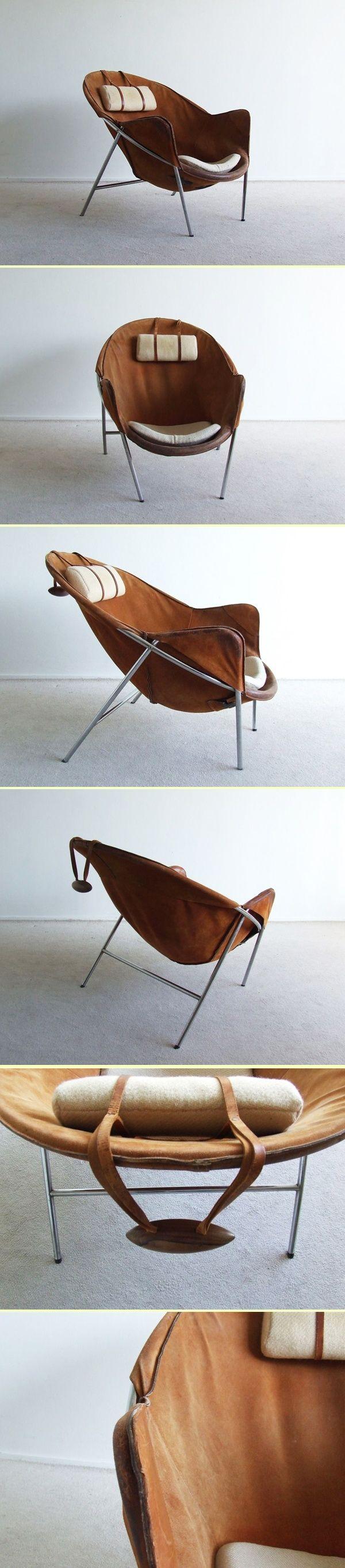 Lounge chair Erik Ole Jorgensen lounge chair