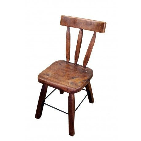 Mesquite Dining Chair To Be Home And Old World
