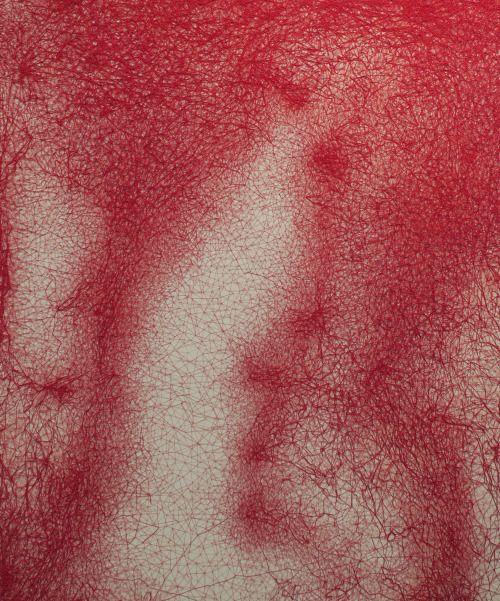 Chiharu Shiota at Galerie Daniel Templon /The... | Art Ruby