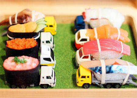 Sushi Trucks: Works Of Art That Bring This Japanese Food To Your Table