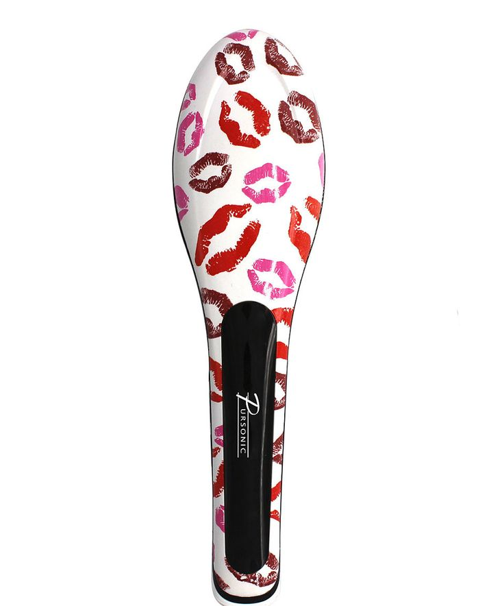 Take a look at this Hot Lips Electric Heating & Detangling Hair Brush/Flat Iron today!