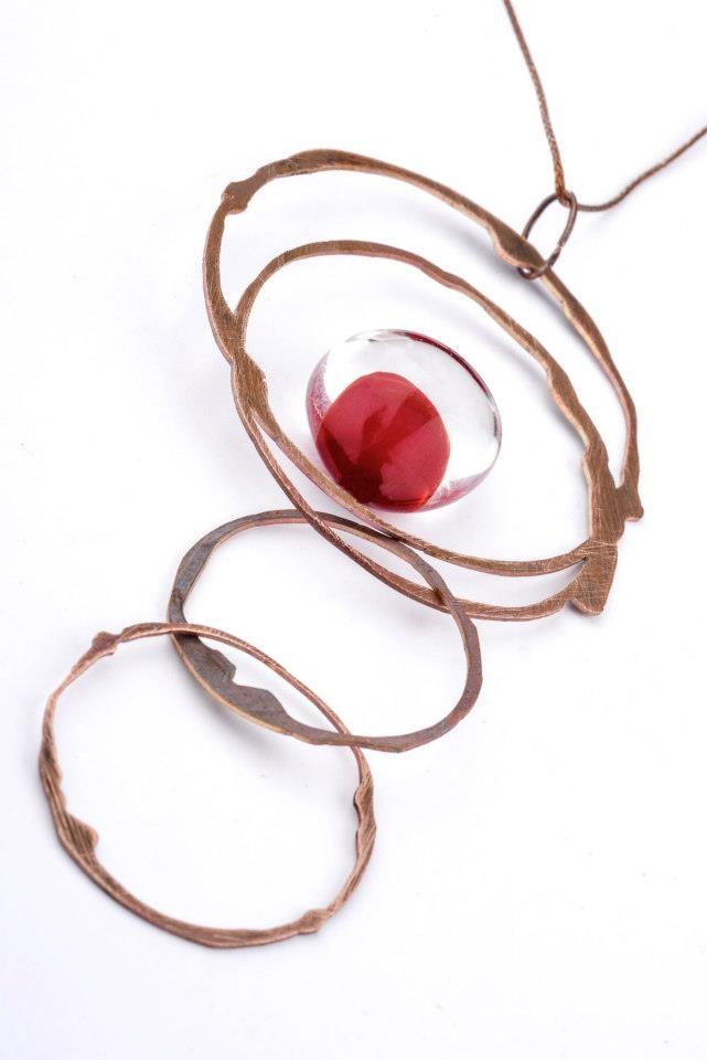 Drop necklace - Materiaprimadesign