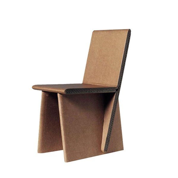 how to make a paper chair and table