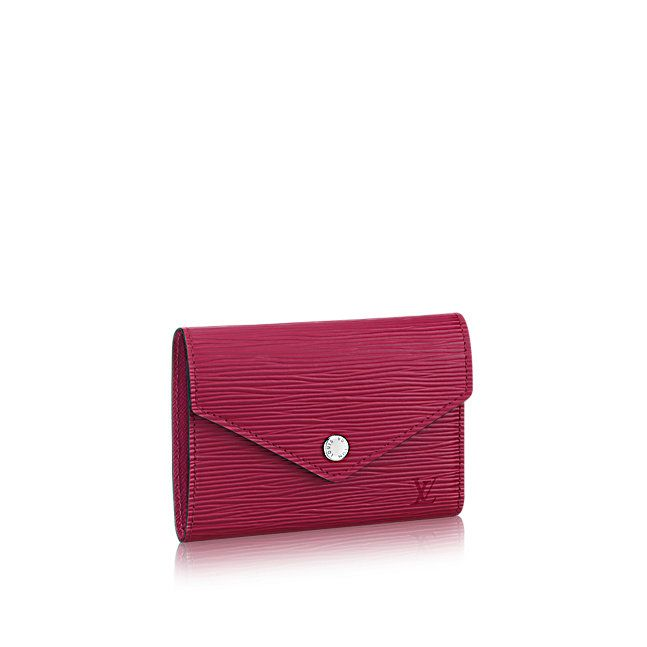 74136e55d321 Victorine Wallet Epi Leather in Women s Small Leather Goods Wallets  collections by Louis Vuitton