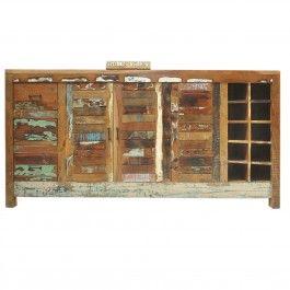 Nirvana Reclaimed Timber Sideboard 1.8m