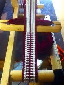 ... ideeën over Inkle Loom op Pinterest - Tablet Weven, Loom en Weven