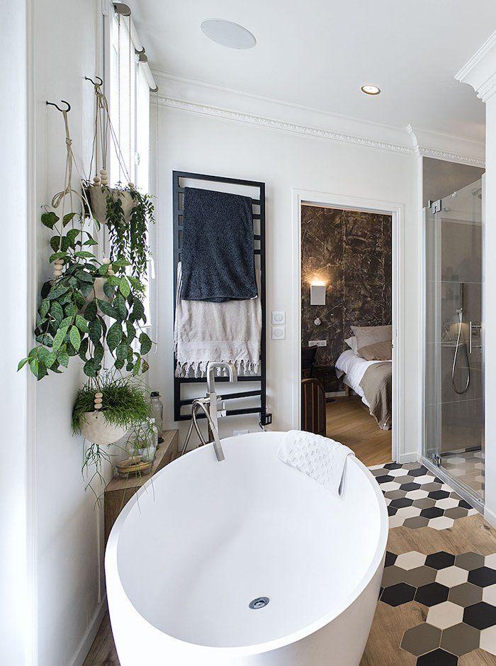 159 best Salle de bain images on Pinterest - prix baignoire a porte