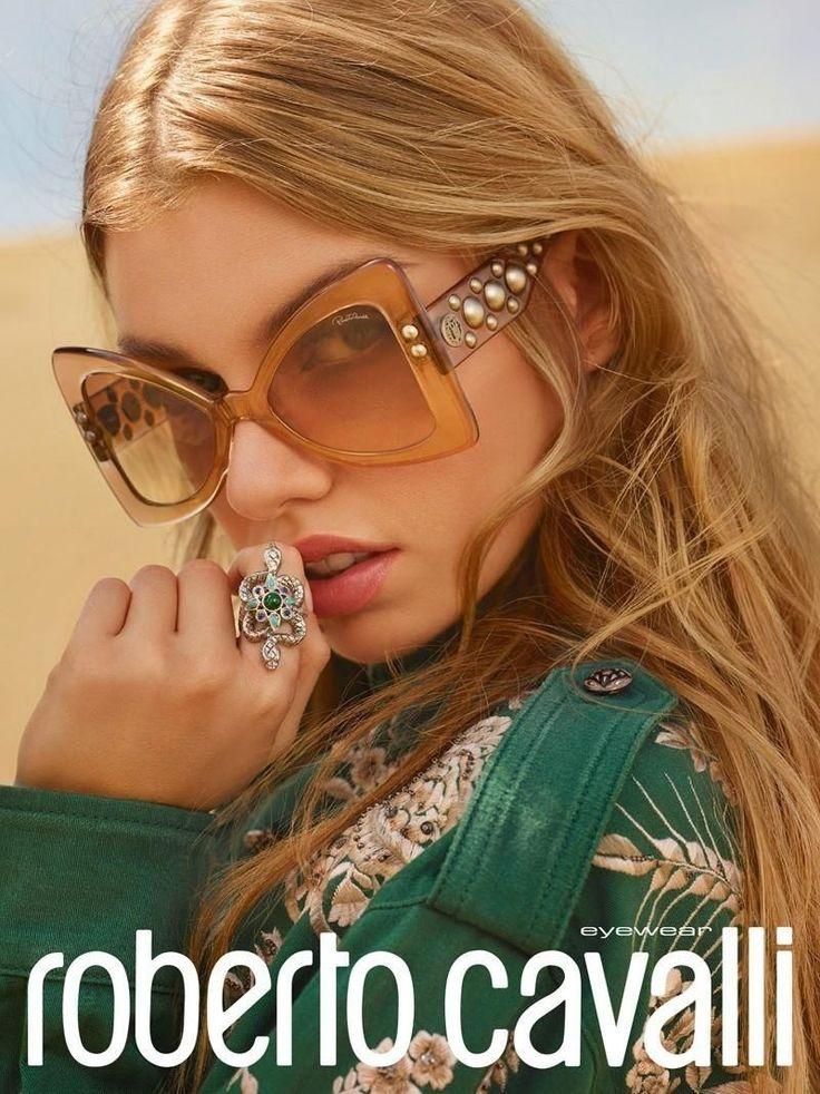 Roberto Cavalli Eyewear S/S 2017 (Roberto Cavalli)