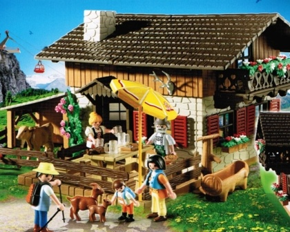 123 best playmobil images on pinterest for Casa playmobil 123