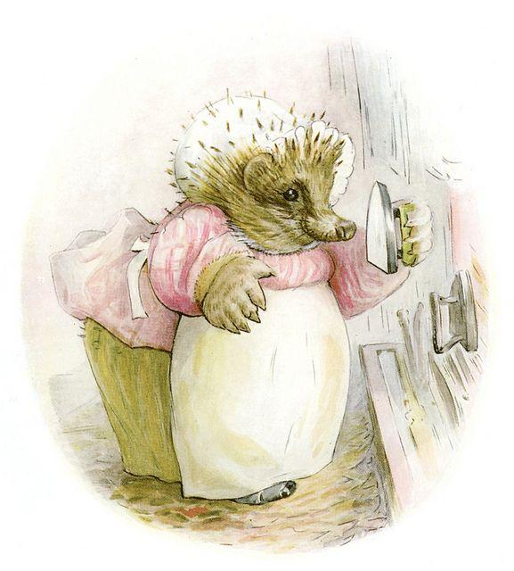 Illustration by Beatrix Potter | Flickr - Photo Sharing!