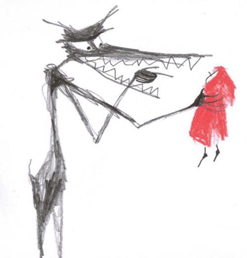 Un petit chaperon rouge - Marjolaine Leray
