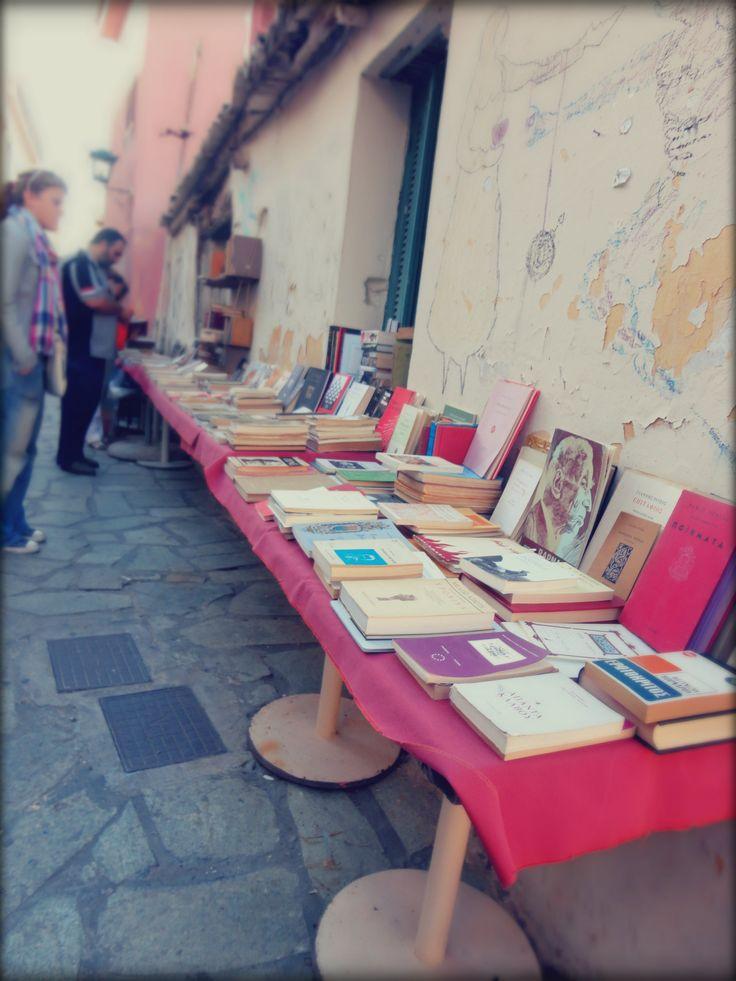 Books books books <3_Athens_greece_