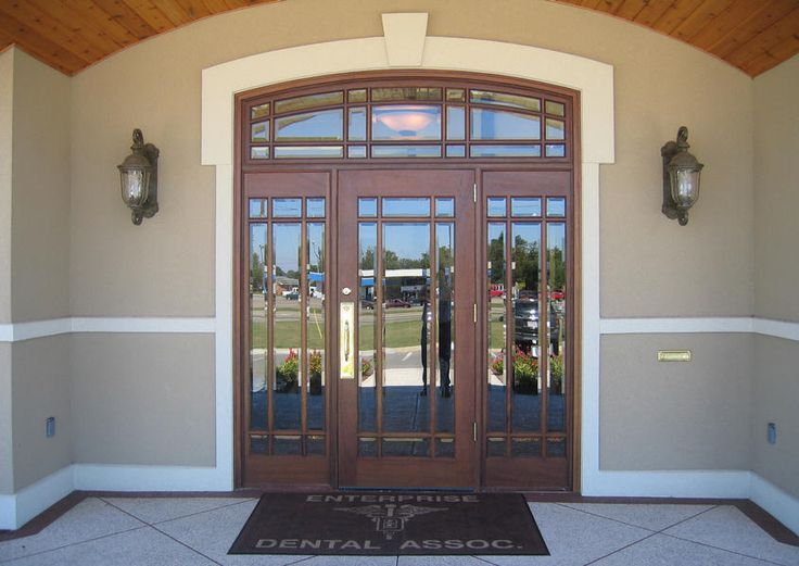 9 best images about commercial doors on pinterest for Commercial exterior doors