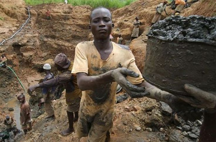 The Mining of Coltan: Chances are Your Smartphone Was Manufactured With African Blood People may not realize that their iPhone or Samsung Galaxy smartphone may have been manufactured via the killing of African people and the fueling of armed