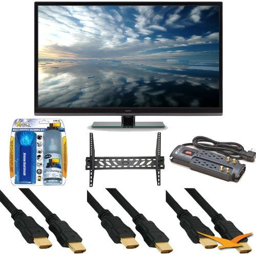 Seiki SE39UY04 39 Inch LED 4K 120hz Ultra HDTV With Mount Bundle | Waddaya Watchin