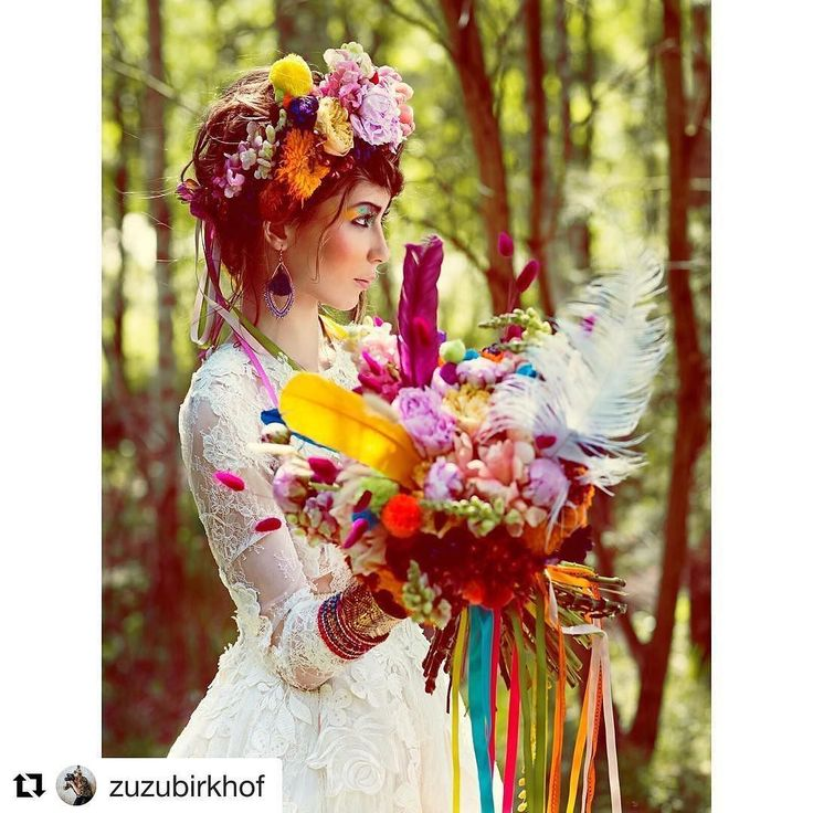 Be inspired and think outside the box and Leave mainstream for the boring crowd. Repost of my bestie @zuzubirkhof  #flower #power #surrealism       #surrealism #instaflower #luxurywedding #destinationweddingphotographer #editorialshoot #editorial #bouquet #instaflower #bridetobe #bridalgown #yolancris #woods #bohobride #diadelosmuertos #flowerwreath #flowerstagram #fashionblogger #fashionista #fashionphotography #weddingphotography #weddingblog #mallorcawedding #mallorca #bohemianstyle…