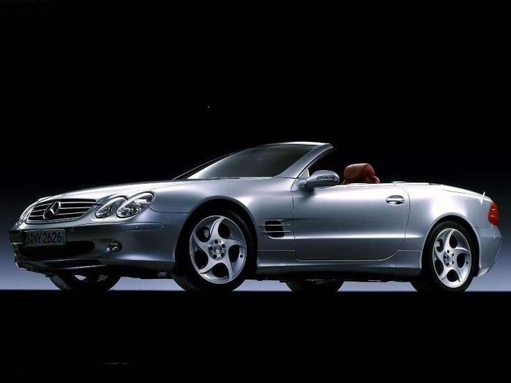 2003 Mercedes-Benz SL350    Used Mercedes-Benz Sl Class Used Cars for Sale on A
