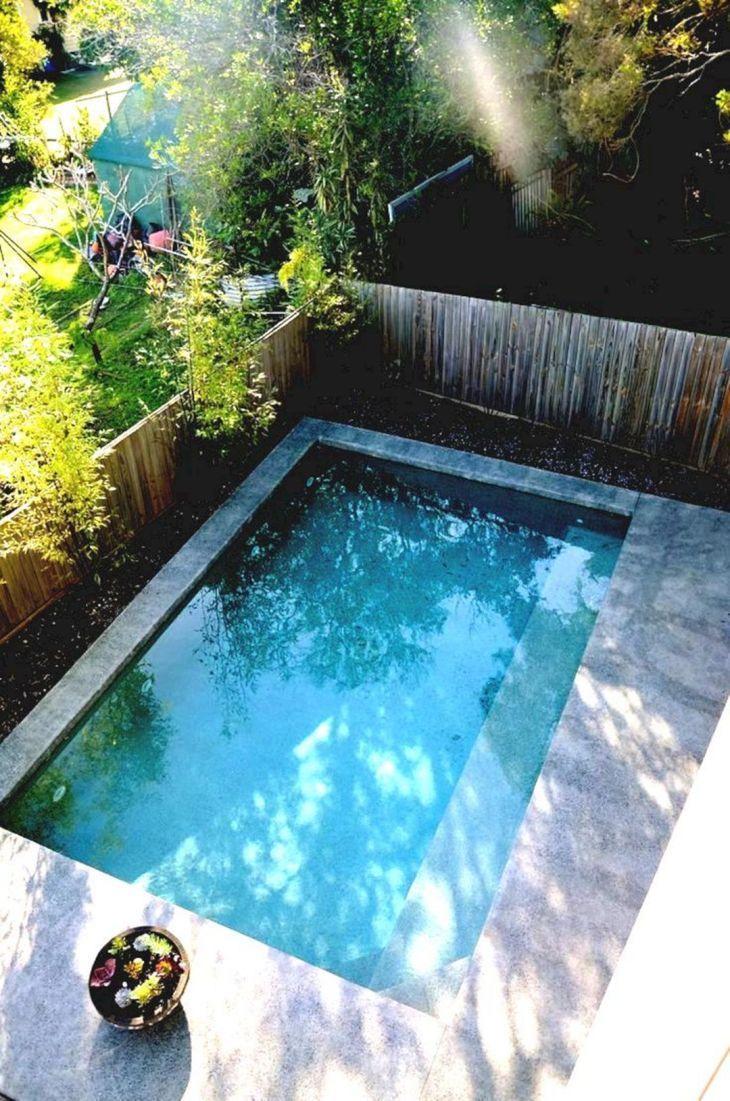 15 Unglaubliche Kleine Landschaftsgestaltung Mit Mini Pool Ideen Pool Ideen Gartenpools Naturschwimmbecken